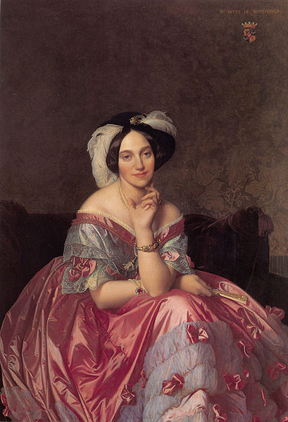 409px-Jean_auguste_dominique_ingres_baronne_james_de_rothschild