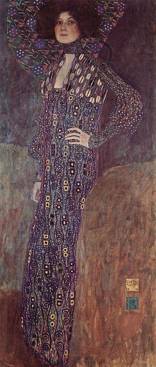 emilie-floge-1902-an-oil-painting-by-gustav-klimt