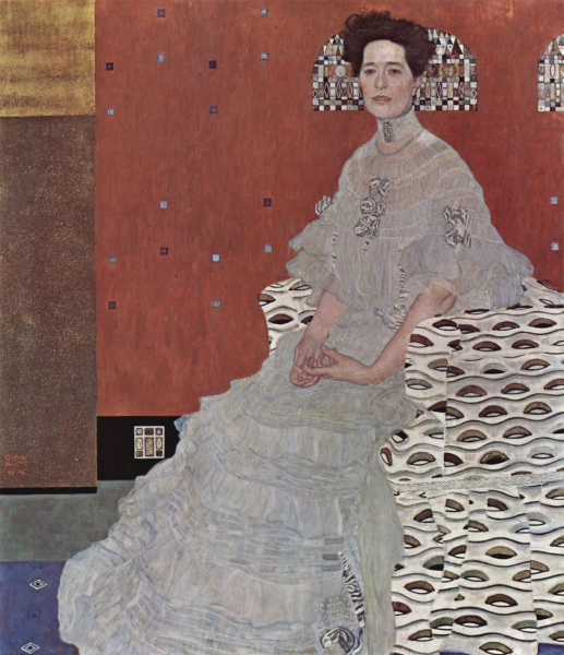 gustav-klimt-portrait-of-fritza-riedler-1906