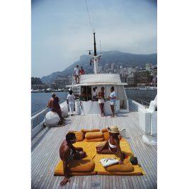 scotti's yacht