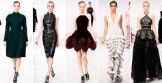 Azzedine Alaia Haute Couture Fall Winter 2011