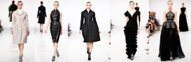 Azzedine Alaia Fall Winter 2011/2012