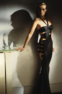 Azzedine Alaia dress from the mid '80s