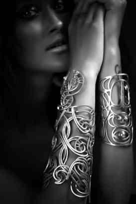 Azzedine Alaia jewellery