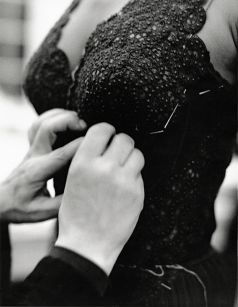 Azzedine Alaia and his magic hands