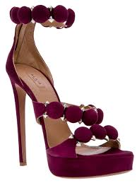 Azzedine Alaia high heels