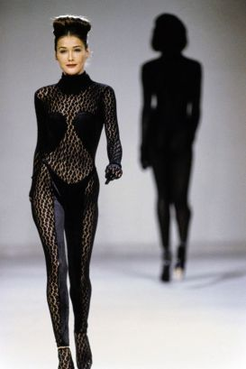 Sexy Azzedine Alaia outfit