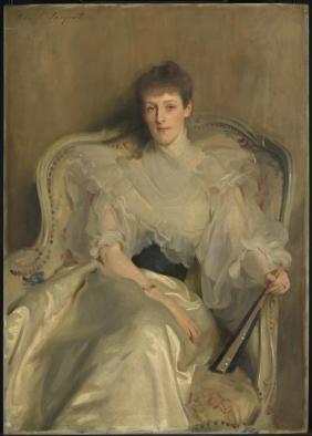 """""""Jean, wife of Colonel Ian Hamilton"""", 1896"""