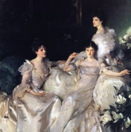 """The Wyndham Sisters"", 1899"