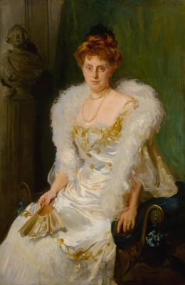 """Portrait of Mrs. Charles Beatty Alexander"", 1902"