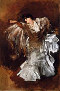 """""""La Carmencita"""", 1890"""