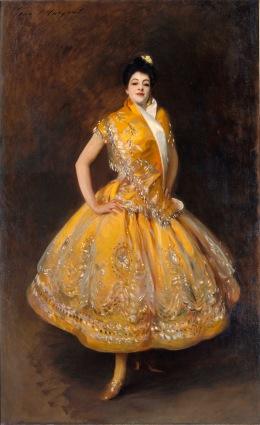 """""""La Carmencita"""" 1890"""