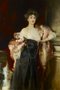 """Lady Helen Vincent, Viscountess Dabernon"", 1904"