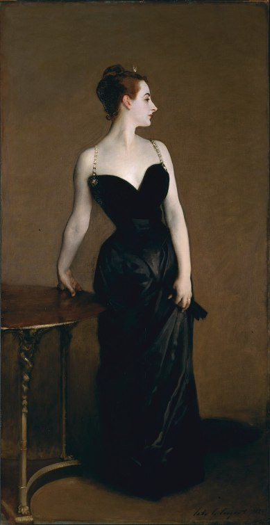 """Madame X"", 1884"