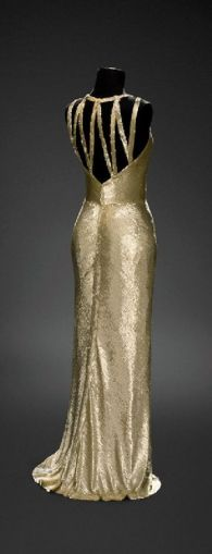 Chanel dress from 1931