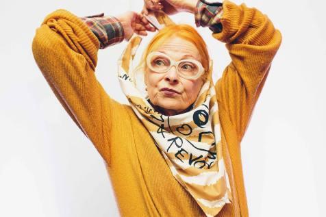 Vivienne Westwood herself